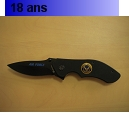 COUTEAU AIRFORCE SECURITE 8 CM