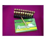 BALLE REMINGTON 7*64